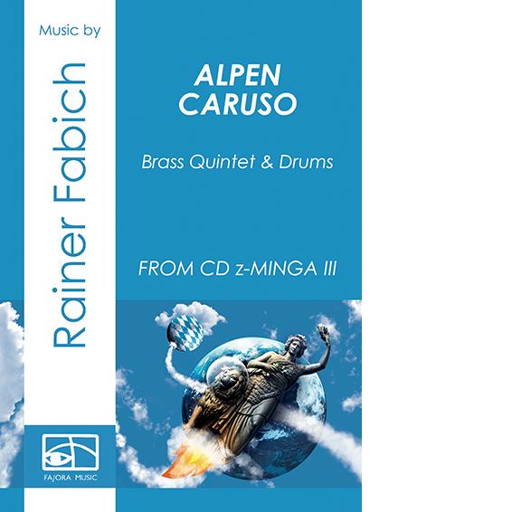 Alpen Caruso vorne