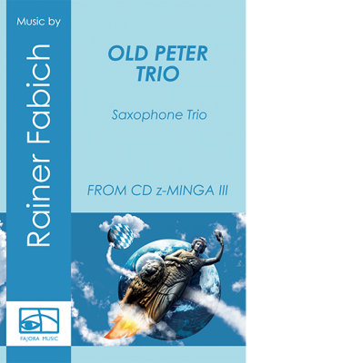 Old Peter Trio vorne