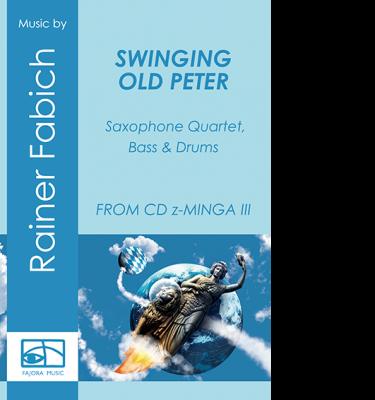 Swinging Old Peter vorne