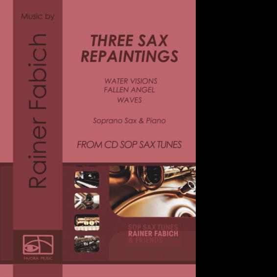 three sax repaintings