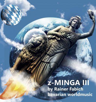 zMinga_III_CD_Booklet_cover
